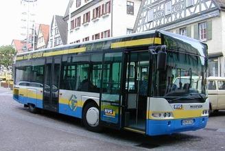 Giengener Stadtbus