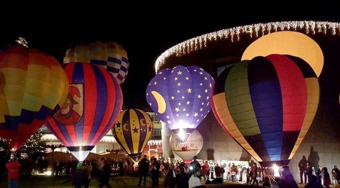 Modellballonglühen