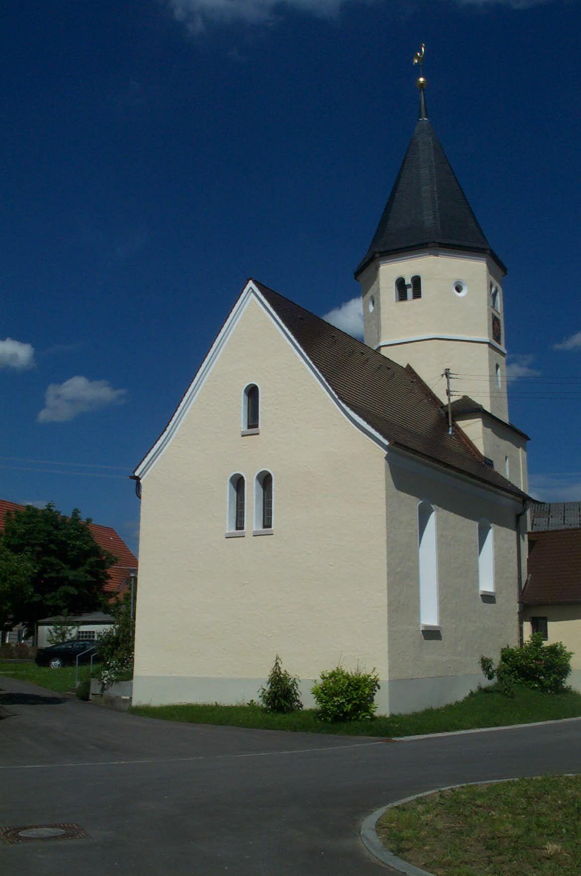 Kirche in Sachsenhausen