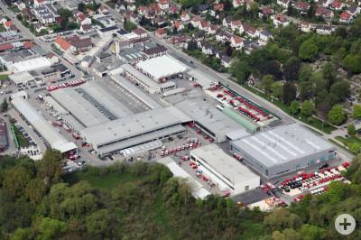 Luftaufnahme Fa. Ziegler