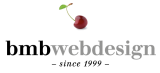 Logo bmbwebdesign.