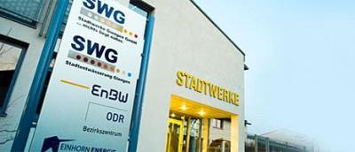 SWG Eingang