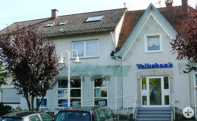 Filiale Ulmer Straße