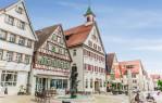 Ansicht Rathaus Giengen