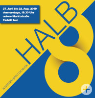 Logo Halb8 - 2019