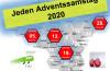 Kostenloser ÖPNV an Adventssamstagen 2020