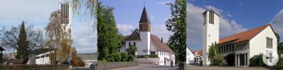 Drei Kirchen Giengen