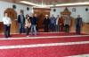 Führung in der Moschee am Tag der offenen Tür
