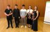 Stipendiatenkonzert am Tag der Deutschen Einheit