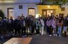 Jugendliche aus San Michele in Giengen