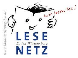 Logo Lesenetz Baden-Württemberg