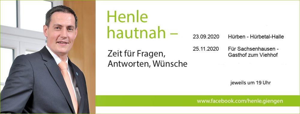 Henle Hautnah 2020