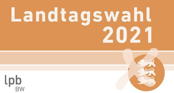 """Logo """"Landtagswahl 2021"""""""
