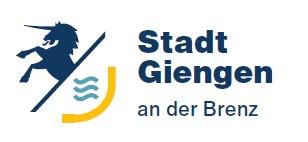 Neues Logo Stadt Giengen - farbig
